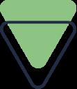 Pfeile nach unten Icon